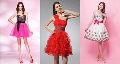 imagens de vestidos femininos