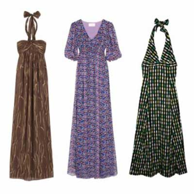 vestidos longos para baixinhas