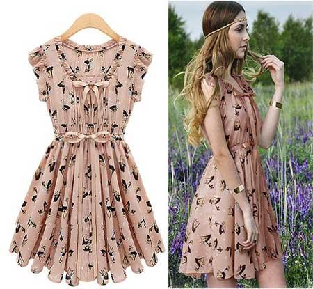 dicas de lojas de vestidos