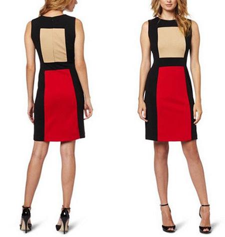 modelos de vestido vintage