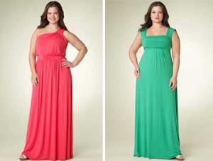 sugestões de vestidos de festa longos
