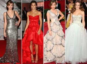 imagens de modelos de vestidos de festa longos
