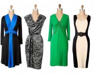 vestidos de festa longos da moda feminina