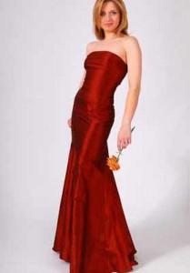 modelos vermelhos de vestidos longos para convidadas de casamento
