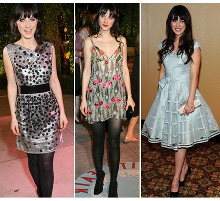 look feminino com vestido vintage