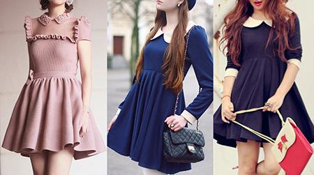 dicas de modelos de vestido vintage