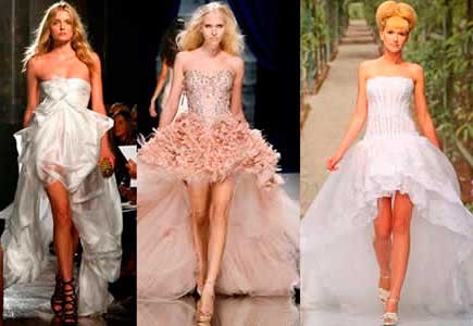Vestidos De Noiva Curtos Fotos Dicas Imagens Looks