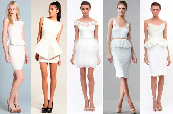 fotos e modelos de vestidos de casamento para noivas
