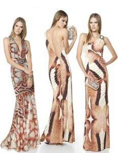 Vestidos de festa longos da moda