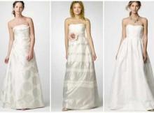 vestidos de casamento longo da moda feminina