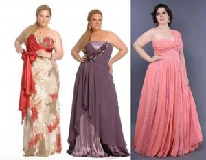 vestidos de festa longos para gordinhasd