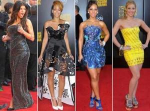 belos vestidos da moda