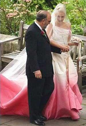 famosas casando