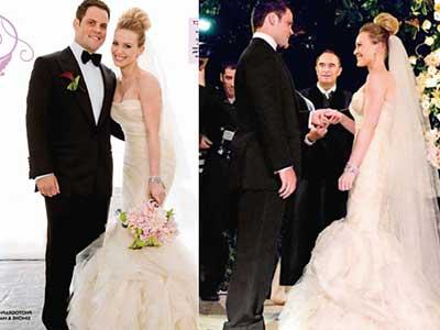 vestido de casamento das celebridades