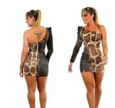 vestidos Maria Gueixa da moda