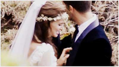 noivas famosas casando