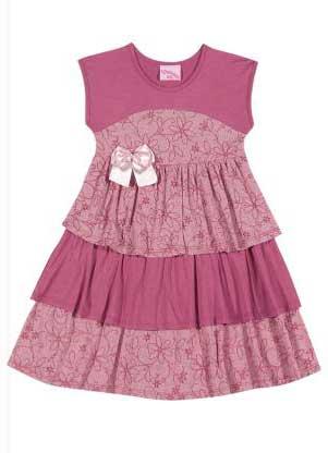 imagens de modelos de vestidos infantis