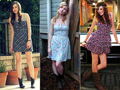 blog de vestidos