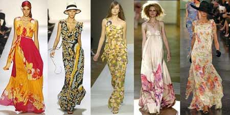 dicas de modelos de vestidos longos de festa