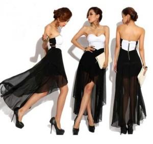 fotos de vestidos elegantes