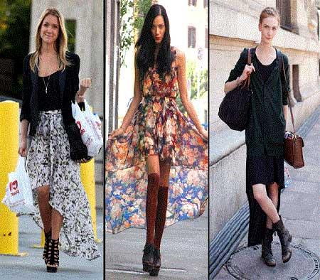 vestidos mullets da moda
