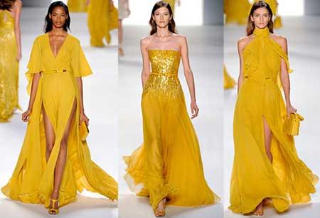 moda de vestidos de madrinhas