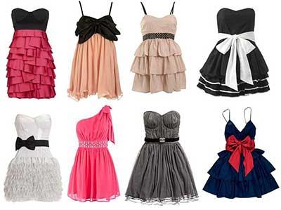 fotos de vestidos rodados