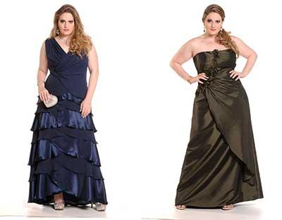 vestidos plus size femininos