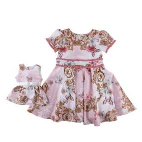 dicas de vestidos infantis