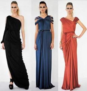dicas de modelos de vestidos elegantes