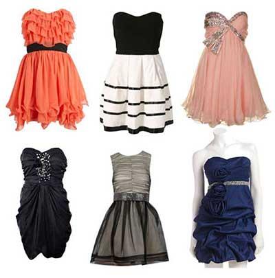 dicas de vestidos da moda