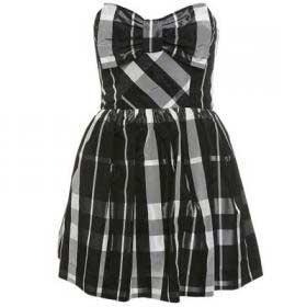 dicas de modelos de vestidos xadrez