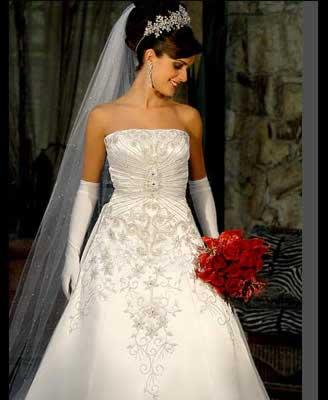 roupas femininas para noivas