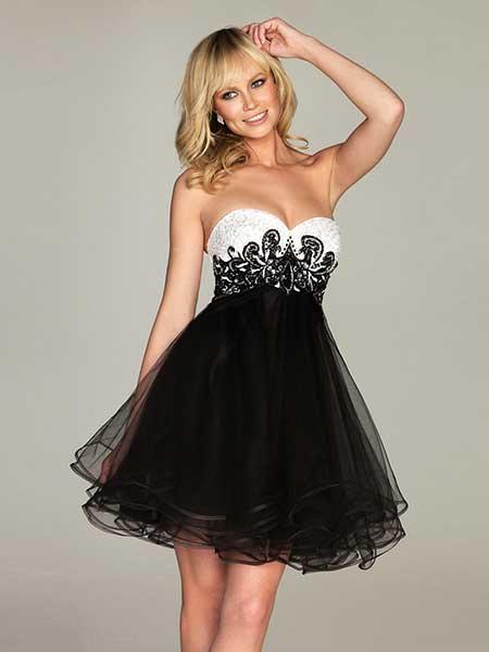 vestidos de tule da moda feminina