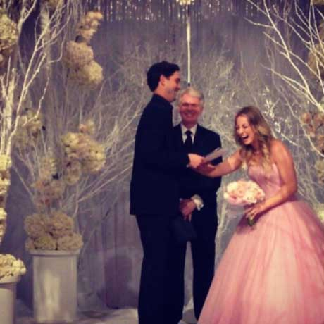 casamento das famosas