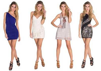 47aa0595a Modelos de Vestidos Casuais Curtos e Longos  Fotos e Dicas