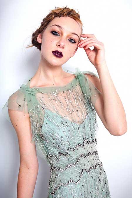 imagens de vestidos de tule