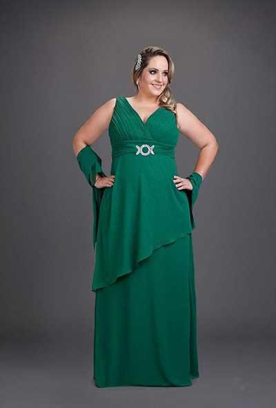 dicas de modelos de vestidos plus size