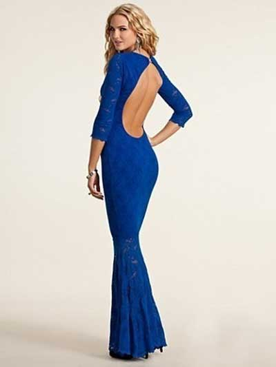 modelos de vestidos lindos de festa