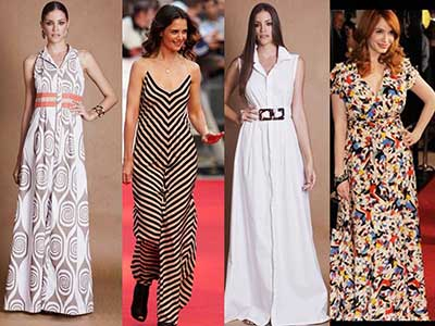30ed0db00 80 Modelos de Vestidos Floridos Curtos e Longos Festas