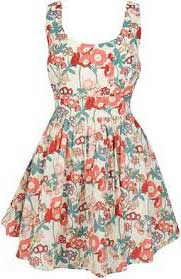 imagens de vestidos floridos