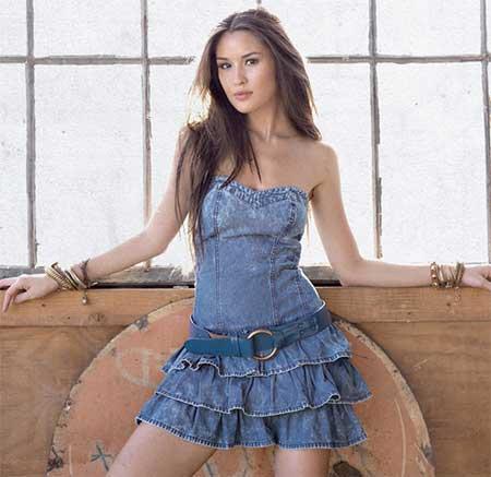imagem no blog de moda