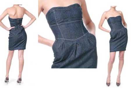 vestidos em blog de moda