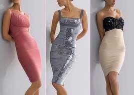 dicas de modelos de vestidos justos