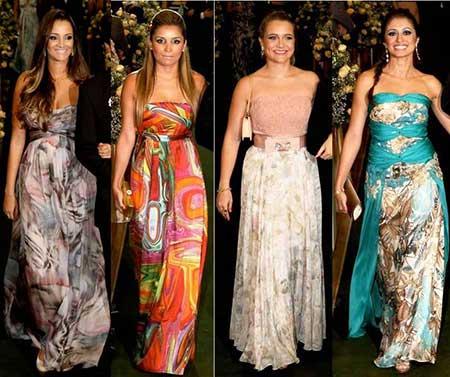 sugestões de modelos da moda