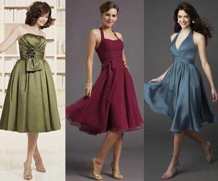 dicas de modelos de vestidos de madrinha