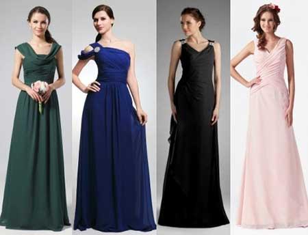 lindos vestidos de madrinha