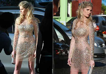 Como Usar Vestidos Transparentes Fotos Modelos Dicas