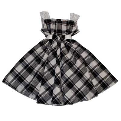 modelos e dicas de vestidos xadrez