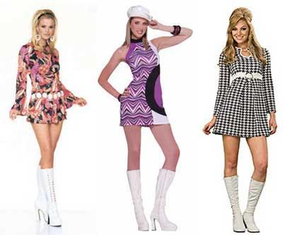 Como usar vestidos anos 60 fotos modelos dicas - Estilo anos 60 ...